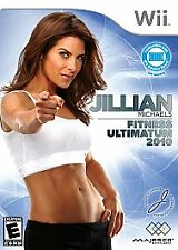 Jillian Michaels Fitness Ultimatum 2010 for Wii Free Shipping!