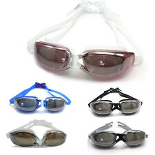 Swim Glasses Swimming Goggles Professional Waterproof Anti fog UV Protect Clear
