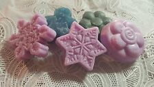 12 U PICK SCENT Soy Wax Tarts Highly Scented Handmade Candle Wax Melts Wafers