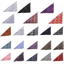 New Arrival Men's Pocket Square Hankie Hanky Wedding Party Handkerchief