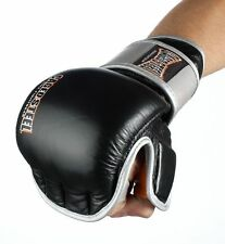 Caged Steel CS1 Sparring  MMA 8oz Fight Gloves RRP £44.99 - Kids & Adult Sizes