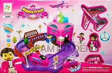 Kids/Children's Fun Creative Toys Plane Track Set - Battery Operated