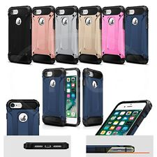 """For Apple iPhone 7 (4.7"""") - Tough Military Armour Shockproof Rugged Armor Case"""