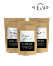 At Health Australia 100% Natural Whey Protein Isolate Natural/Vanilla/Cocoa 1kg