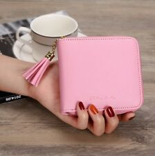 Cute Womens Mini Bag Leather Wallet Coin Purse Clutch Wallet Lady Card Holder