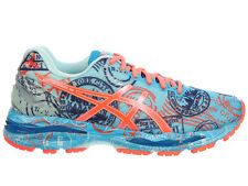 NEW WOMENS ASICS GEL-NIMBUS 18 RUNNING SHOES TRAINERS RUN / NEW / YORK