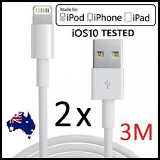 1M / 3M USB Data Lightning Cable Charger for iPhone 5 6 6S 7 7Plus iPad Mini Air