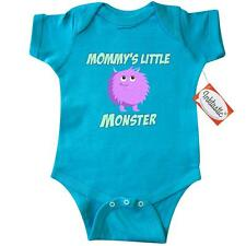 Inktastic mommys little monster Infant Creeper family mom daughter mother father