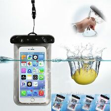 Underwater Waterproof Rainproof Dry Pouch Bag Case Holder for Cellphone/iPhone