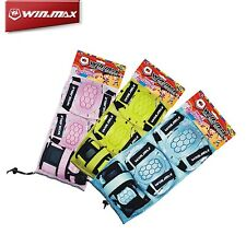 WM  Protectors for children/Skateboard knee and elbow pads for kids Rollerblade