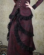 Steampunk Trousers & Skirts :: Brocade Dinner Skirt