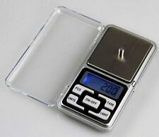 New Cute 0.01g-200g Mini Digital Scale Jewelry Pocket Balance Weight Gram LCD HQ