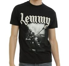 Motorhead LEMMY BORN TO LOSE LIVED TO WIN MEMORIAL T-Shirt NWT 100% Authentic