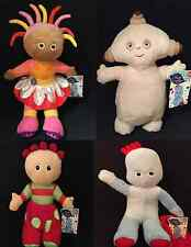 IN THE NIGHT GARDEN SOFT TOY - IGGLE PIGGLE, MAKKA PAKKA, UPSY DAISY, TOMBLIBOO