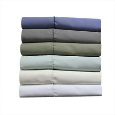 Queen Size 1000TC Sateen Weave & Soft Touch Easy Care Cotton Blend Bed Sheets