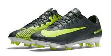 Nike Mercurial Vapor XI CR7 FG Men's Football Shoes Soccer Cleats Seaweed 1611