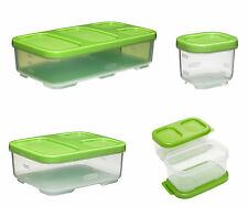 Rubbermaid LunchBlox Kids Food Containers, 12 Sizes