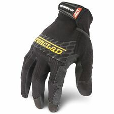 Ironclad BOX HANDLER GLOVES Silicon Fused Palm *USA Brand - Small Or Medium