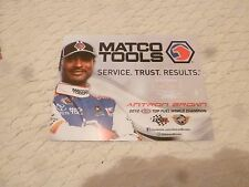 NHRA HANDOUT/PHOTO ANTRON BROWN MATCO TOOLS DIFF TOP FUEL DRAGSTER