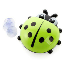 New Durable Ladybug Sucker Toothbrush Holder Household Toothbrush Rack Bathroom
