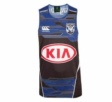 Canterbury Bulldogs 2017 Training Singlet 'Select Size' S-4XL BNWT