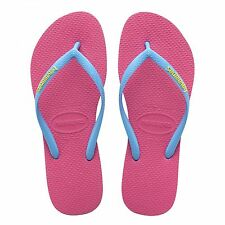 Tong rose bride turquoise Havaianas