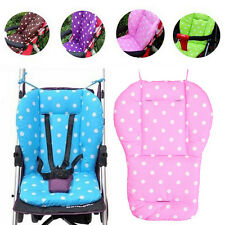 Baby Strollers Mat Pad Car Seat Stroller Accessories Cushion Buggy Carriage Pads