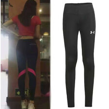 Women  elastic tights pants by Under Armour ,Running Gym Training clothing