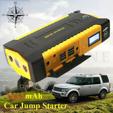 82800mAh High-Power 4 USB Car Jump Starter Emergency Charger Booster Power Bank