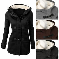 2016 Winter Women Thicken Warm Stylish Coat Hood Parka Long Jacket Overcoat New