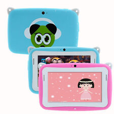 "4.3"" Android Kids Tablet  4GB Capacitive Touch Screen Wifi Camera Pink Blue"