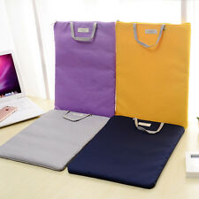 New A4 Tote Hand Bag Briefcase Document Holder Organizer File Laptop Notebook b3
