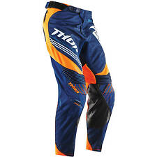 NEW Thor Mx Gear Core Bend Navy/Orange Adult Motocross Pants SALE SIZE 28