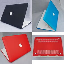 Matte Hard Case Cover Shell Housing Screen Protector for White MacBook 13 A1342