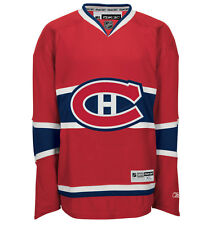Montreal Canadiens Reebok Home Premier Officially Licensed NHL Jersey siz: Small