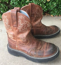Ariat Fat Baby Brown Style 14930 Women's US 6B Country/Western/Cowboy Boots