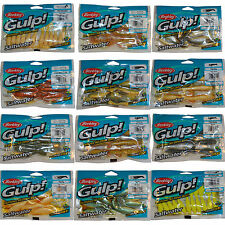 Berkley Gulp! Saltwater Bait Tackle 3 inches 8cm Scented Gulp
