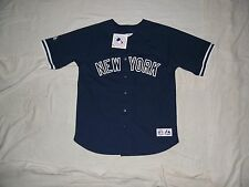 New York Yankees Alex Rodriguez 3 Dimensional Jersey NWT Majestic YOUTH Medium