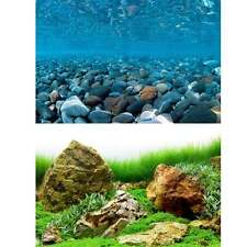 Marina River Rock / Sea of Green Aquarium Background