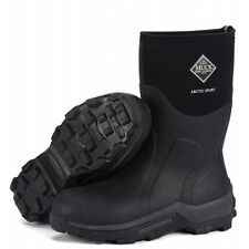 MUCK UNISEX ARCTIC SPORT MID-CUT BOOT Added Toe Protection with a Wrap-up Bumper