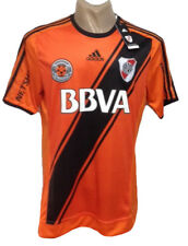 2016 ORIGINAL RIVER PLATE 3RD SOCCER JERSEY SPECIAL EDITION ORANGE YOUTH SIZES