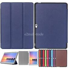 """for 10.1"""" Huawei MediaPad M2 A01W Folding Ultra Slim Stand Leather Case Cover"""