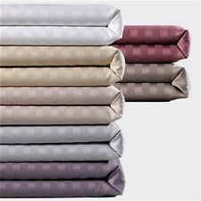 Striped All Color / Size Duvet Cover Set 1000 Thread Count Pure Egyptian Cotton