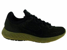 NEW WOMENS NIKE LUNAR SKYELUX  RUNNING SHOES TRAINERS DARK LODEN / BLACK / SEQUO