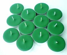 """Balsam & Cedar """" Scented Soy Tea Light Candles """" Pick A Pack"""