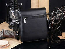 Mens Kangaroo Fashion Leather Crossbody Shoulder Bag Messenger Bag Briefcase Hot