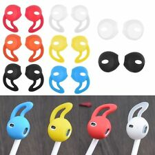 Silicone Earbuds Eartips For Apple iPhone SE 5 6 7 Plus Earphone EarPods Ear Gel