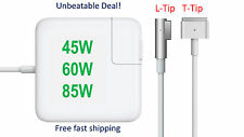 45W 60W 85W AC Power Adapter Charger For All Apple Macbook Pro Air Magsafe 1 2
