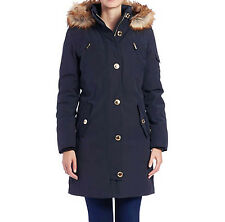 Michael Kors Parka Down Coat with Fur Hood