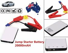 12V 20000mAh Multifunctional Car Jump Starter Power Booster Battery Charger New